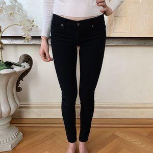 CARMAR Black Skinny Jeans